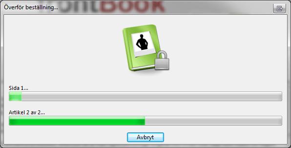 frontBook Snabbstart