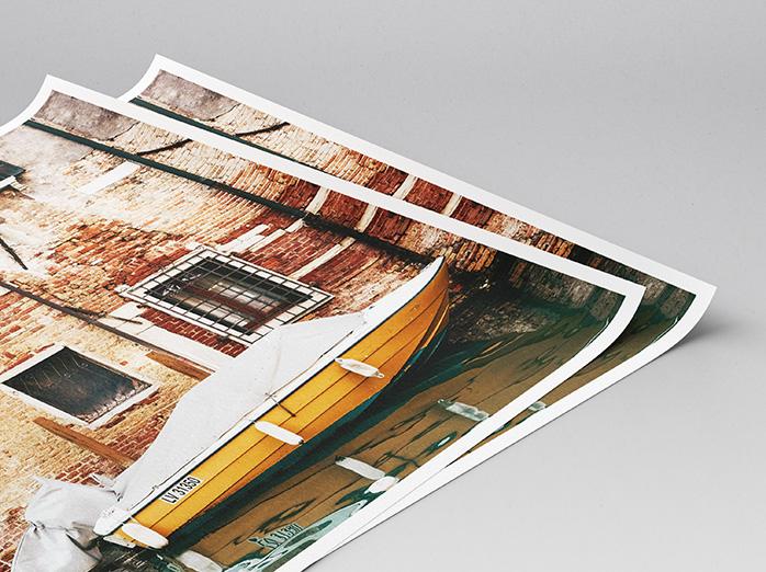 Hahnemühle Photo Rag utskrift
