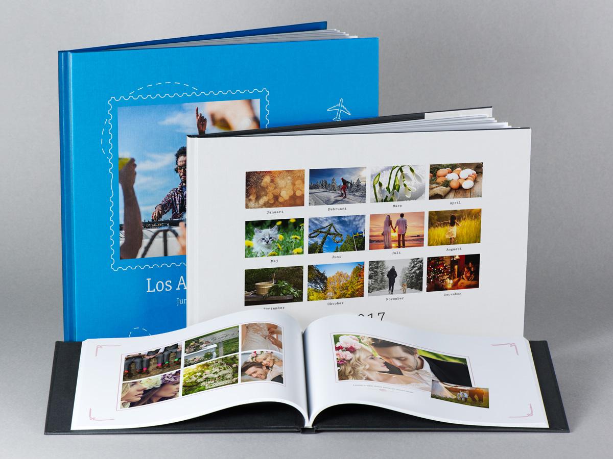 Crimsons fotoböcker