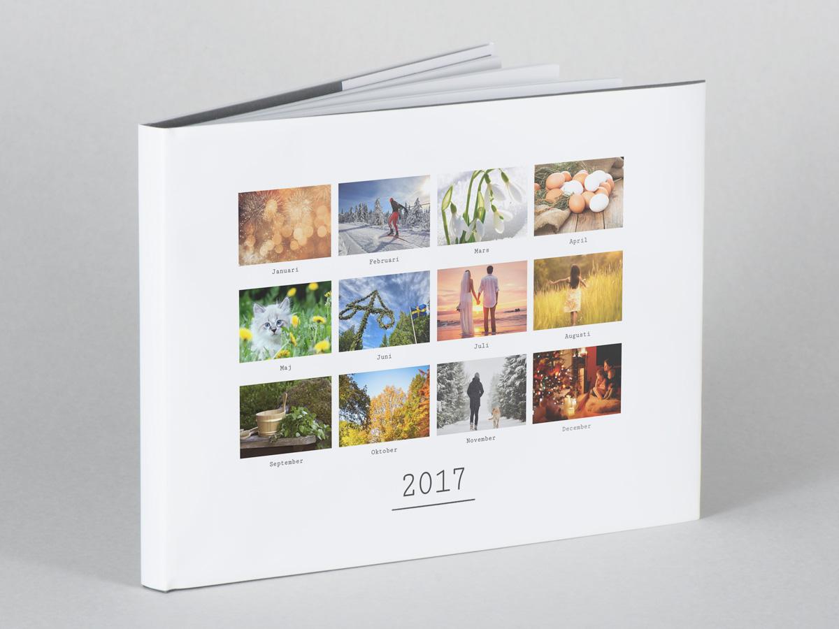 Årsbok med foton