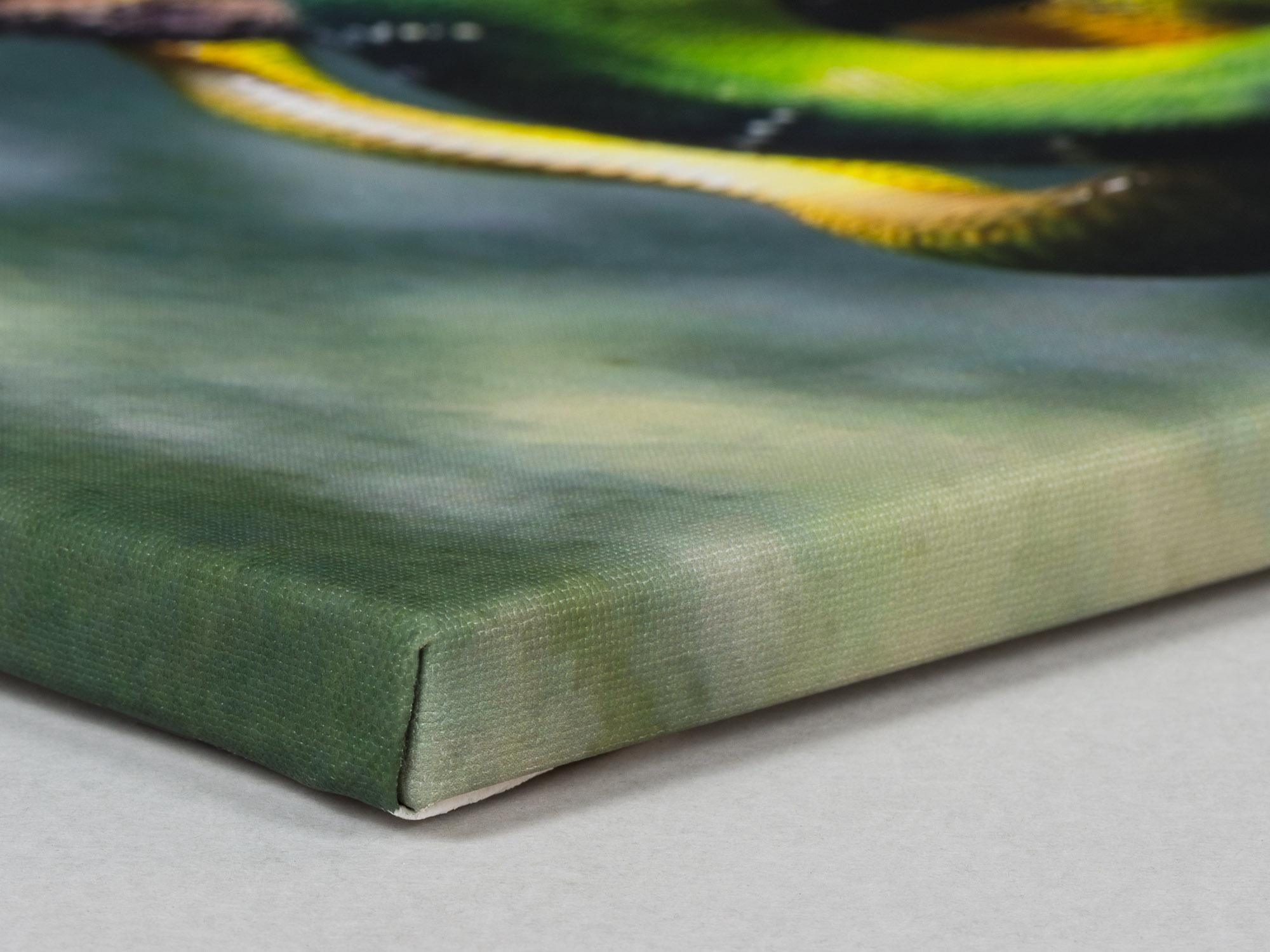 Canvastavla, 16mm kilram, egen bild