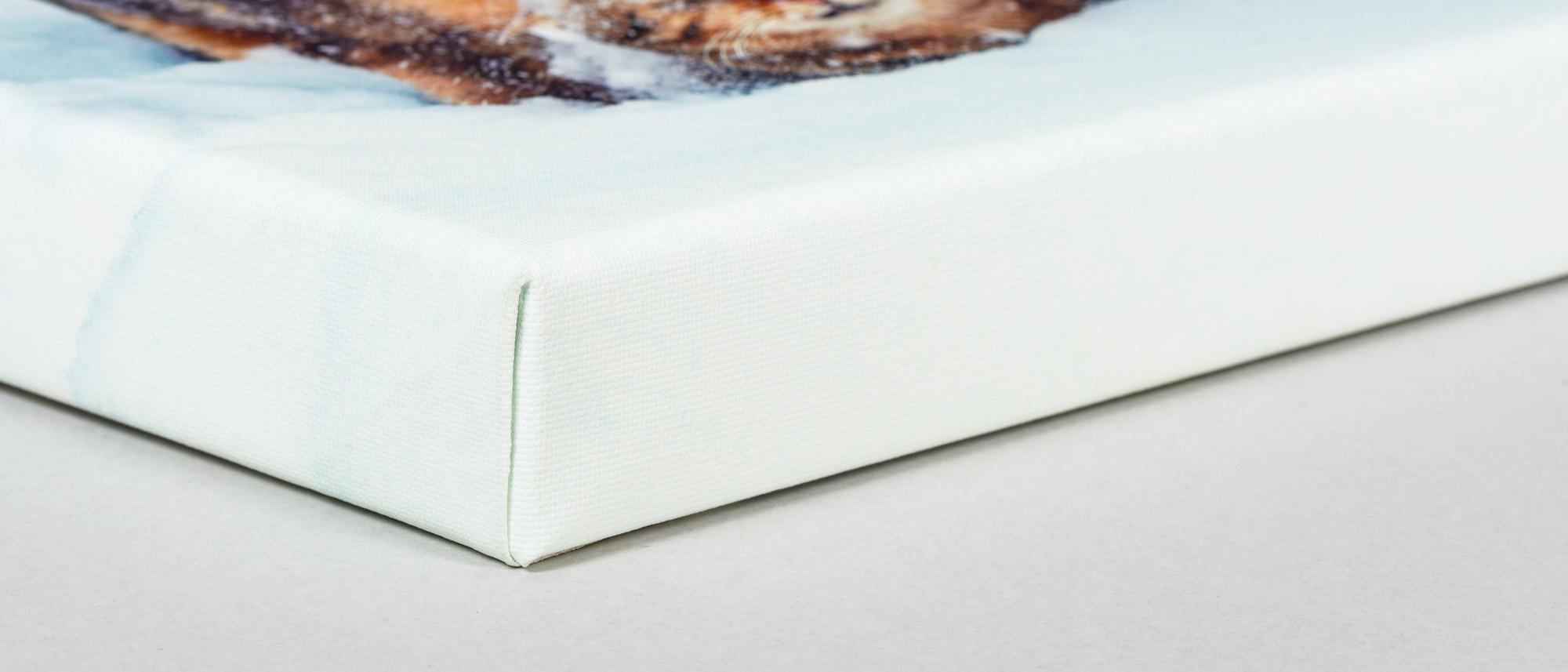 Canvastavlor på äkta canvasduk