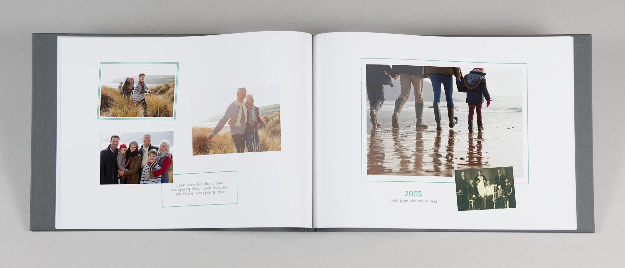 Berätta din familjehistoria - Snabbt och enkelt i en fotobok  02ca2b65d2055