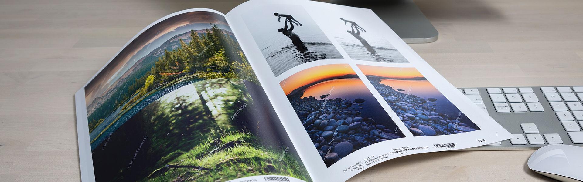 Provtryck fotokalender