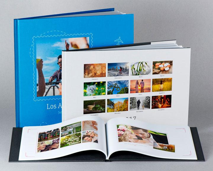 Crimson Fotoböcker